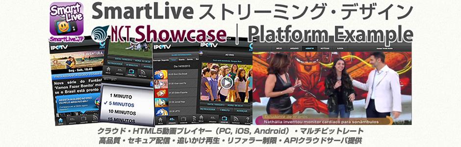 マルチデバイス向け動画変換配信プラットフォームの開発&インフラ